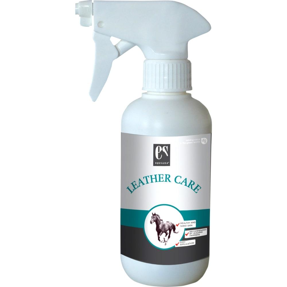 Sprayflaske 200 ml Equsana Leather Care -God og praktisk læderpleje derrengør og plejer dit læder i en arbejdsgang