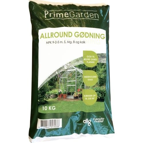 Allround gød 9-2-5 m. S,Mg,B kalk 10 kg
