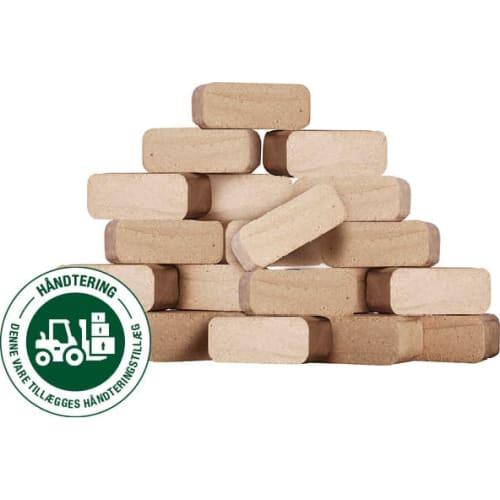 Premium træbriketter 10 kg