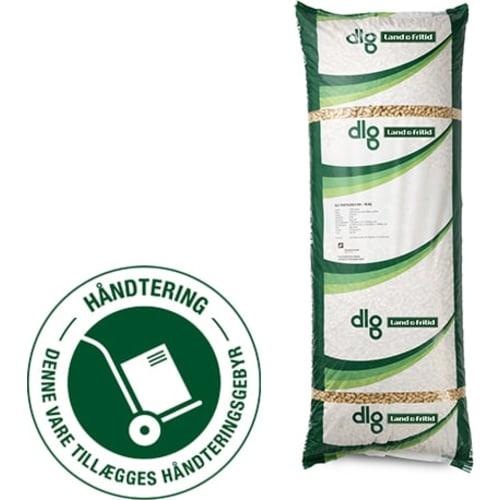 DLG Træpiller, Premium, 56x16 kg (896 kg. pr. palle) - 6 mm.