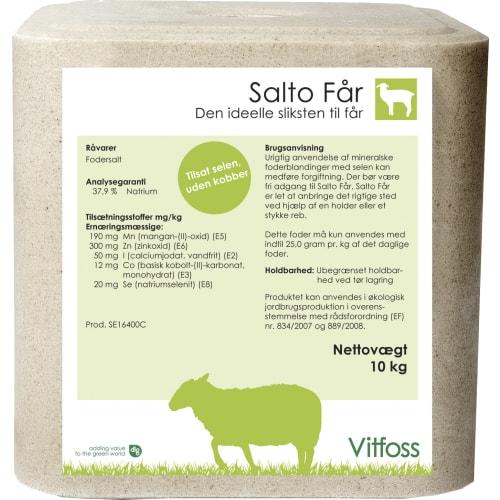 Salto Får - 1x10 kg