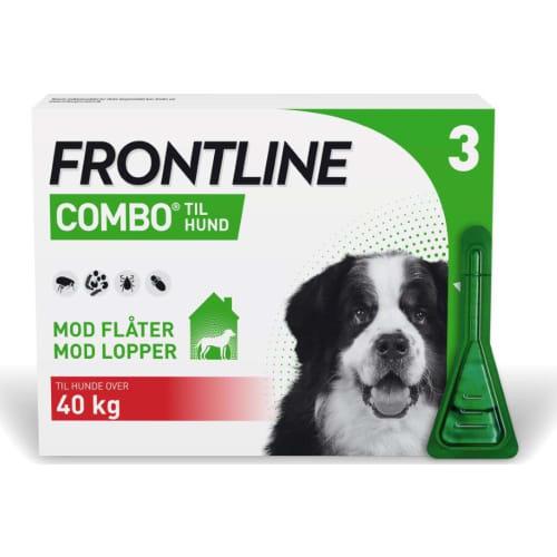 Frontline Combo Hund(40-60 kg) 3X4,02