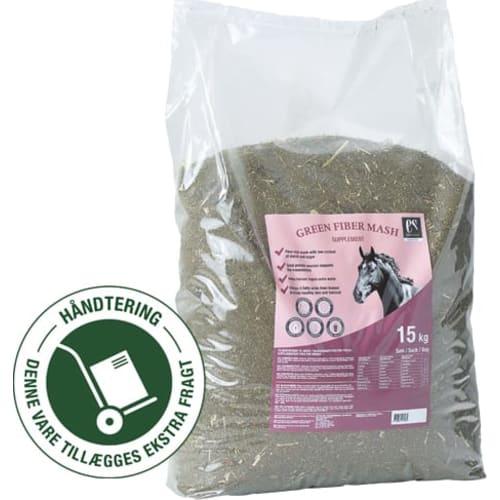 Equsana Green Fiber Mash 15 kg