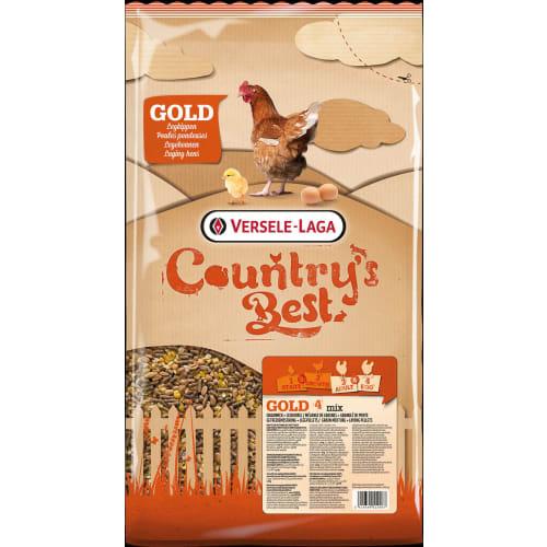 GOLD 4 mix 5 kg hønsefoder