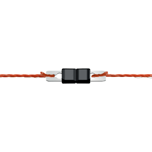 AKO Litzclip samler til tråd max 3 mm, 10 stk