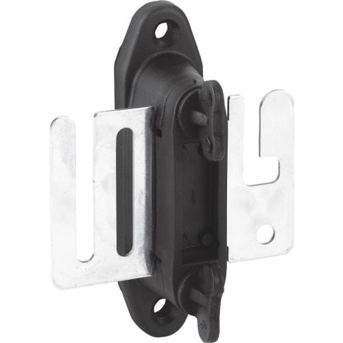 Led isolator til bånd m. plade, 4 stk