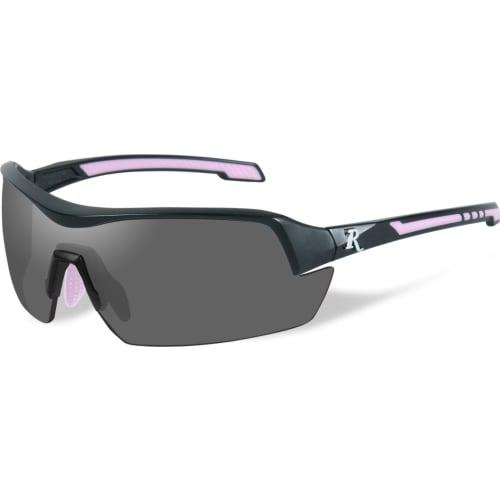 skydebrille DA sort Linse-sort/rosa stel