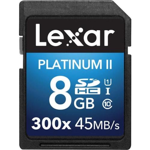 SD kort 8GB