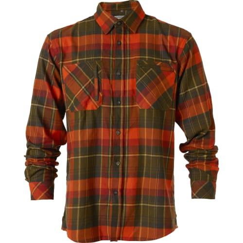 MikeH skjorte, orange tern