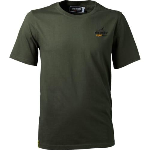 Mike Hammer t-shirt grøn 2pack