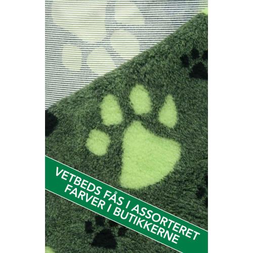 Vetbed 75x100 cm Grøn
