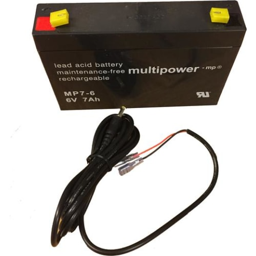 Kabel til eksternt strøm til vildtkamera