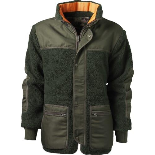Mike Hammer Sherpa jakke