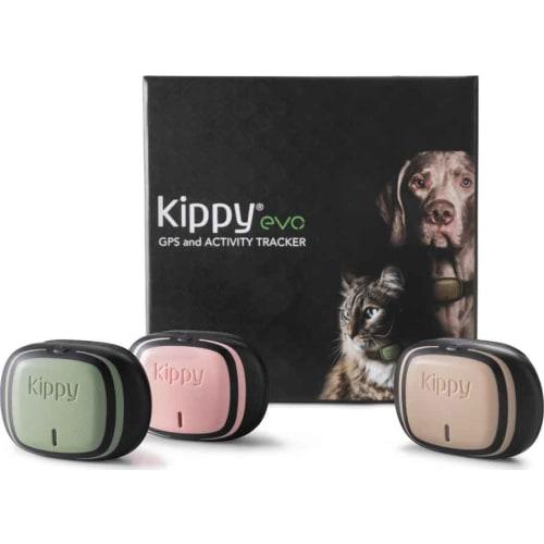 Kippy EVO - GPS til hunde Pink