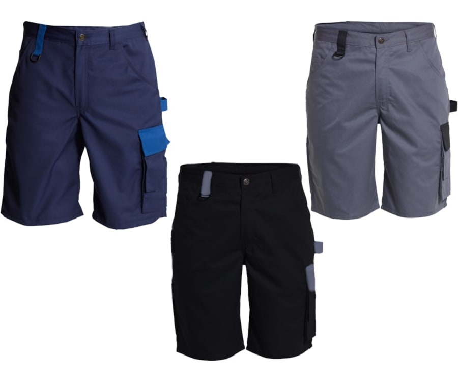 FE Light shorts i flere i sort og grå